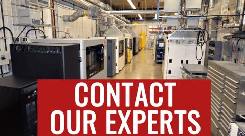FDM industrial 3D printing factory